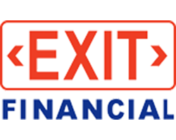 Exit Financial Logo